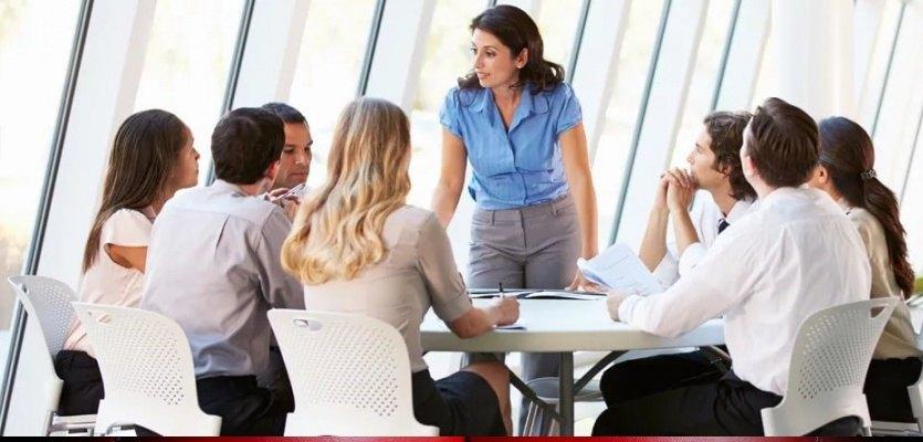 Обучение отдела продаж: офлайн и онлайн